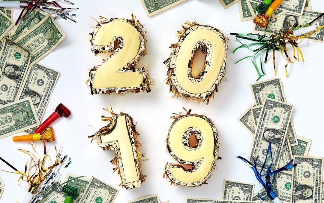 Кои бяха най-важните събития, свързани с парите ни през 2019 г.